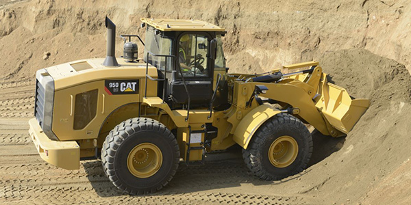 CAT equipment photo